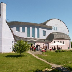The Culture House in Summer