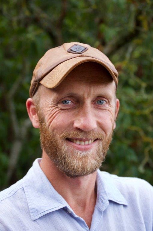 Portrait Reinoud Meijer