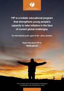 YIP poster