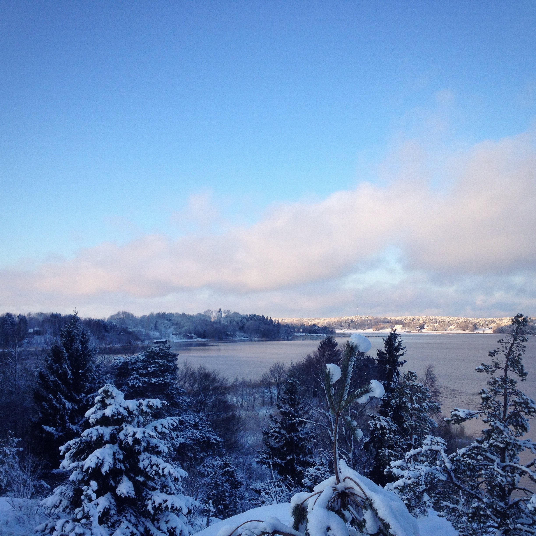 Fjord-Snow