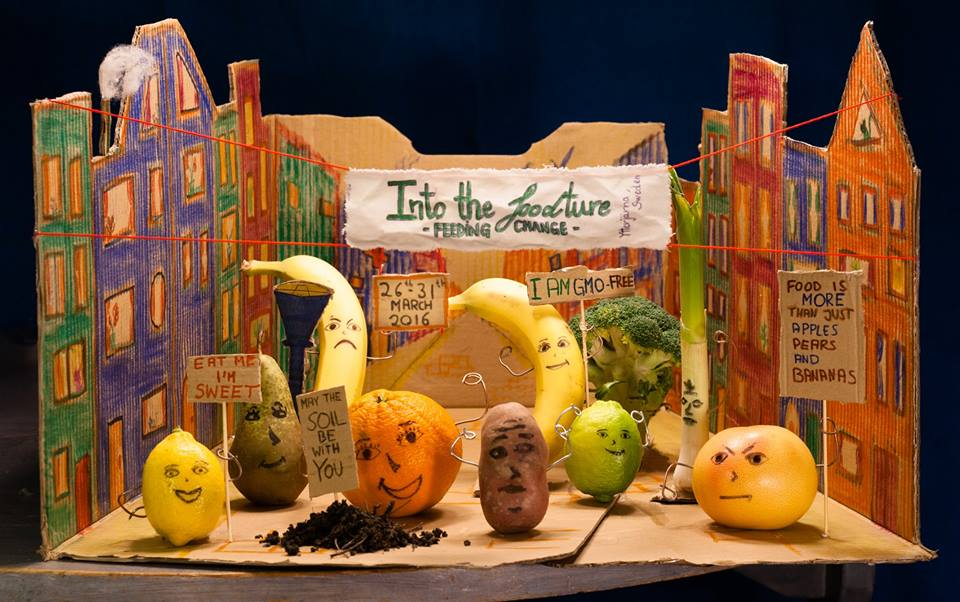 Into the foodture Poster