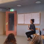 Internship Return and Presentations