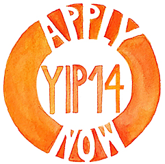 Apply for YIP14 Button